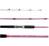 Pink Fishing Rods - Ugly Stick