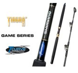 Shimano TCurve Game Fishing Rods