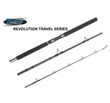Shimano TCurve Revolution Travel Fishing Rods
