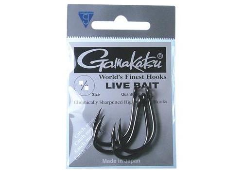 Image of Pre Pack - Gamakatsu Live Bait Hooks