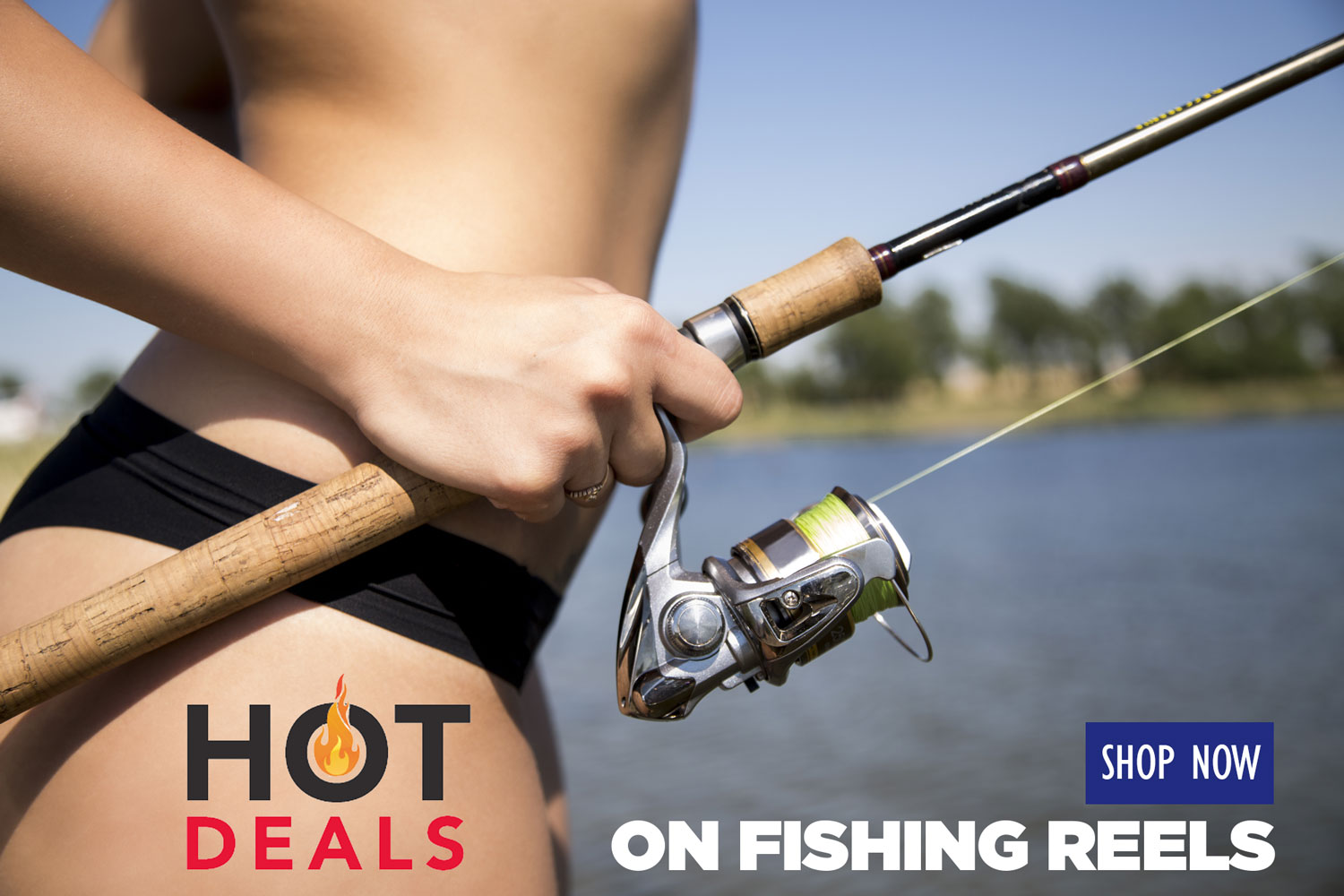 Hot Deals On Spinning Reels